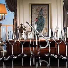 Sonder New Arrival Wine Glassware Luxury - Buy Wine Glassware,Wine Decanter Set,Wine Glassware Luxury Product on Alibaba.com Crystal Pen, Crystal Gifts, Wine Decanter Set, Best Gifts, Nice Gifts, Home Accessories, Luxury Homes, Wine Glass, Swarovski Crystals