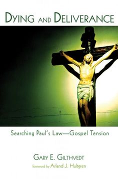 Dying and Deliverance (Searching Paul's Law-Gospel Tension; BY Gary E. Gilthvedt; FOREWORD BY Arland J. Hultgren; Imprint: Wipf and Stock). The purpose of this book is a search for understanding of Paul's witness about the distinction between the Word of God as Law, and the Word of God as Gospel. To some this may sound strange. But the Letter to the Galatians, direct from the Apostle to one of the churches he founded, manifests the tension between law and gospel, along with their…