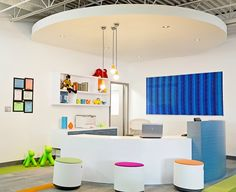 2014 Library Interior Design Award Winners : Library Interior Design Awards | Project Title: Glenmore Christian Academy Elementary Library | Project Location: Calgary, CA | Firm: Loop Interior Design Inc., Calgary, CA | Category: Academic Libraries - Under 30,000 SF | Award: Best of Category