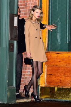 Taylor Swift's best street style moments—February 17, 2015