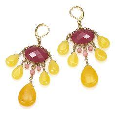 DAVID AUBREY Ohrhänger  #impressionen #jewelry
