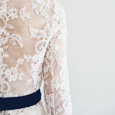 Carolina Herrera (@houseofherrera) • houseofherreraLaced in elegance. Sneak peek of #SpringBridal18. #CarolinaHerreraBride
