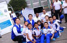Samsung apoya más de 30 mil niños y jóvenes de América Latina