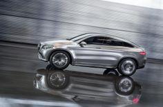 #MercedesBenz #Concept #Coupé #SUV #thebestornothing