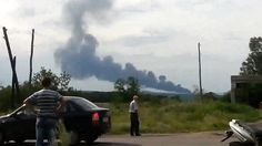 First Photos of Malaysia Airlines MH17 Boeing 777 Crash in Ukraine [GRAPHIC IMAGES]