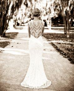 Beautiful lace.