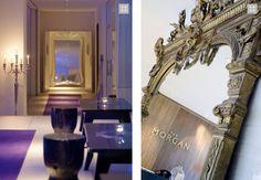 The Morgan Hotel in Dublin Ireland