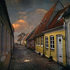 Kalundborg, Danemark.