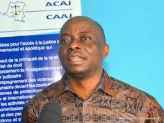 Georges Kapiamba de l'ACAJ) demande au gouvernement congolais de faire libérer les personnes détenues actuellement par les services de sécurité ou d'ordonner leur transfert au Parquet. #RDC