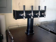 DIY 4 tap kegerator tower-- THIS IS WHAT I AM TALKING ABOUT!!