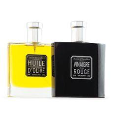 Oil and Vinegar Table Duet by Chateau D'Estoublon