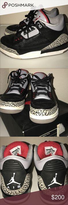 Jordan 3 Jordan Playoff 3 Jordan Shoes Sneakers