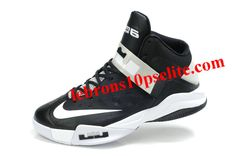 new style 8910c e7fe4 Nike Zoom Zoom LeBron Soldier 6(VI) Black White Kobe Shoes, Air