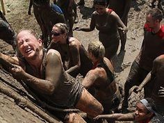 For My Warrior Dash in Sept---How to Train for a Short-Course Obstacle Race