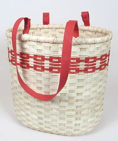 Show Your Spirit Basket Pattern from Basket Maker's Catalog