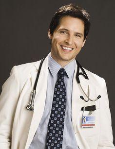 Peter Facinelli in Nurse Jackie