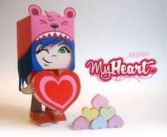 Sweet Valentine's Day Messenger