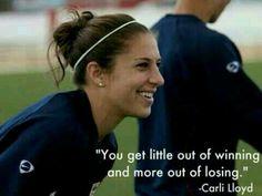 -Carli Lloyd