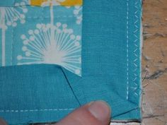 Chasing Cottons: Fusible Thread Tutorial - Featured Blogger Amelia