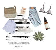 """me and Julio down by the shook yard"" by amsbullock on Polyvore featuring Camp, Vans, Palecek, Cosabella, Le Labo, MANGO and Narciso Rodriguez"