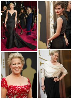 Take a look back at all of the glamorous Oscar fashion at:  http://www.focusonstyle.com/fashion/best-of-oscar-fashion-2014/