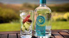 Silver Medal Winner in the 2016 World Spirits Competition from the Saxa Vord Distillery in Unst, Shetland.   Try Saxa on the Beach -  37.5ml Shetland Reel Ocean Sent Gin 12.5ml Cointreau 25ml lemon juice 20ml apple juice 2 bar spoons of sugar/blended kaffir  Lime leaves  Serve straight up in a coupette or martini glass with a golden caster sugar rim and an edible flower to float.