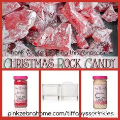 Pink Zebra Sprinkles and Home Decor Fundraiser Http://pinkzebrahome.com/tiffanyssprinkles