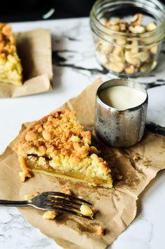 Mega Apple Crumble Pie (Gluten-Free + Vegan)