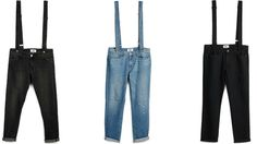 awesome Editor's Pick: Up Your Denim Game With a Pair of Suspender Jeans