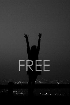 ~N~I'm free to be who I want to be ... no more explanations I am Free of you...forever!!!