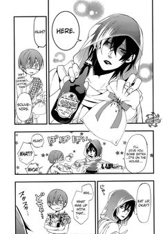 chapter 113: that butler, flying solo- 5