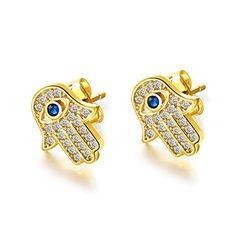 TIDOO Jewelry Womens Enamel Dangle Earrings Eye and Lip Tassel Earrings for Girls