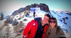 Centro de Ski Farellones - Diz Aí Gi   Diz Aí Gi