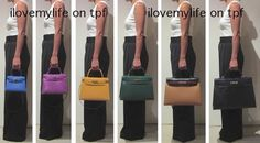 Hermes Kelly sz 20, 25, 28, 32, 35 and 40cm