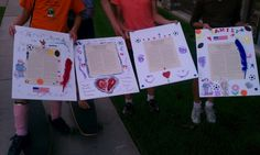 Activity Day Ideas: Frame The Proclamation on the Family (Developing Talents)