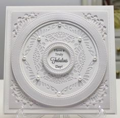 Wedding Card Hand Made Sue Wilson 39 Ideas For 2019 Sue Wilson Dies, Spellbinders Cards, Card Companies, Love And Marriage, Greeting Cards Handmade, Homemade Cards, Making Ideas, Wedding Cards, Cardmaking