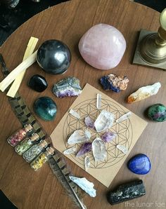 RESERVED Sacred Space Kit Meditation Collection by TheLunarFae
