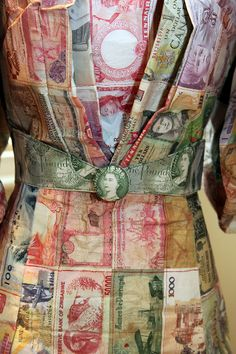 Money Dress 2010, Susan Stockwell