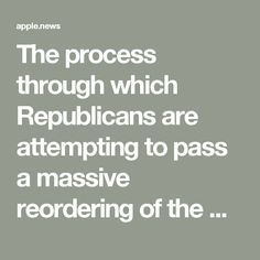 The process through which Republicans are attempting to pass a massive reordering of the American health care system is an utter dereliction of public responsibility. They propose to rewrite every insurance market in the country in ways experts are grasping to comprehend, and to rush this massive complex change into law in a matter of days. The Trump administration is circulating ludicrously inaccurate numbers purporting to show that certain states would gain under the new formula.