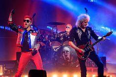 Este verão vamos ter Queen  Adam Lambert em Portugal