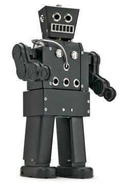 Black Dog Hates Skunks: Robot