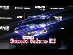 Maruti Suzuki Baleno RS to Get 1.0-Litre BoosterJet Engine; Spotted Test...