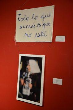 Muestra de arte por Santiago Maldonado