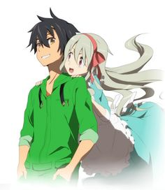 Tags: Anime, Kagerou Project, Kozakura Mary, Seto Kousuke