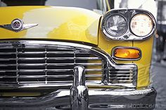 Checker cab - do they still have those?