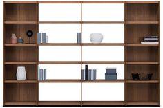 Decor, Book Wall, Bookshelves, Interior, Bookcase Design, Shelving, Wall Systems, Home Decor, Furniture Design
