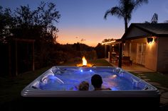 Date Night Plan Your Romantic Hot Tub Experience Hot Spring Spas Hot Tub Reviews Hot Tub Spa Hot Tubs