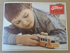 1970-71 Die Cast Catalog TEKNO Denmark Catalogue VW Volvo Ford SAAB Esso BP Cars #TEKNO