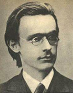 Rudolf Steiner in 1889.