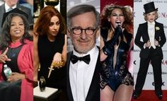 The World's 100 Most Powerful Celebrities